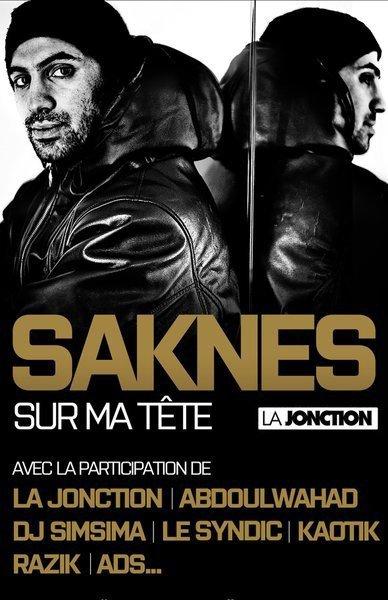 Saknes (La Jonction) SUR MA TETE net tape telechargement gratuit du lourd !!