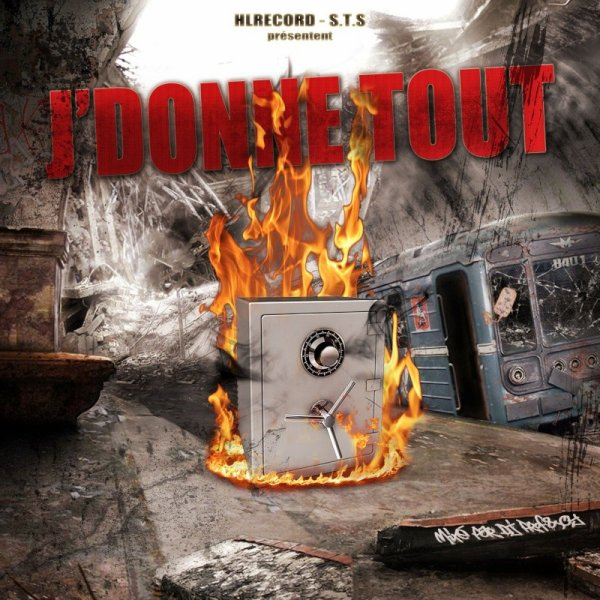 "Mixtape ""J'DONNE TOUT"" de HL RECORD ... Disponible oct 2011"