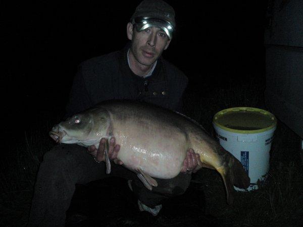 3 éme poisson de la nuit 15 kg 600