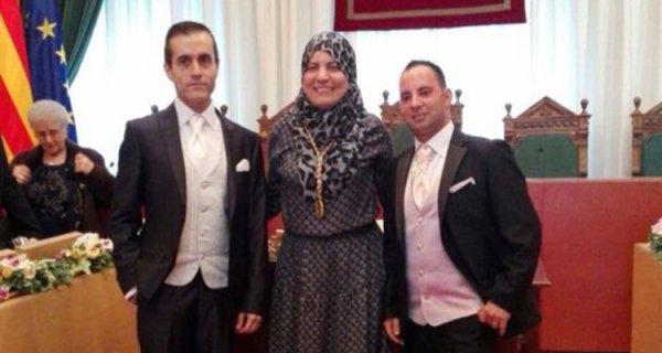 Un mariage Gay célébré par une élue musulmane