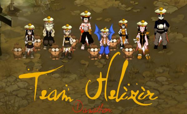 Présentation de la team Helixir