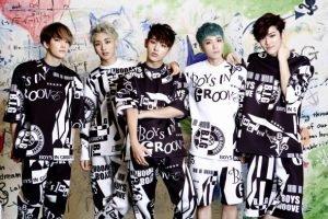 Boys In Groove : B.I.G