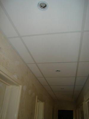 Faux Plafond Couloir le faux plafond du couloir - mon album photo