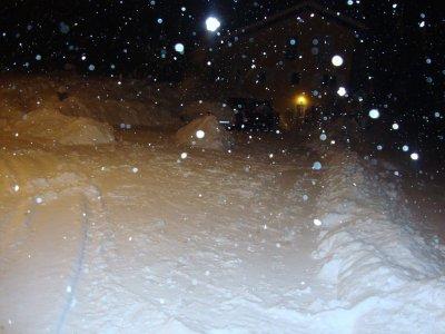 la neige par chez nous