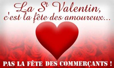 Joyeuse St Valentin a tous les amoureux . ♥