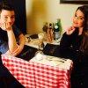 Lea Michele et Chris Colfer en saint-valentin gourmande