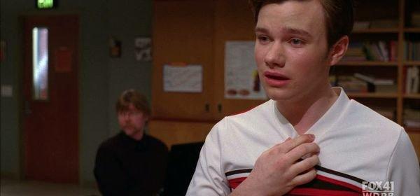 Chris Colfer (Kurt) va écrire un prochain épisode de la saison
