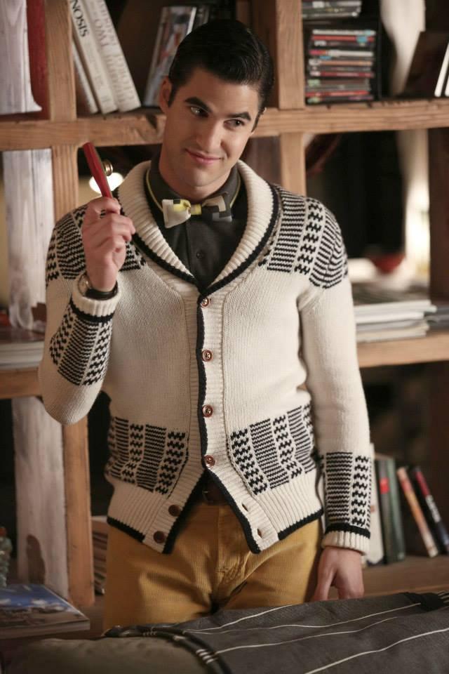 Blaine pour l'épisode 15