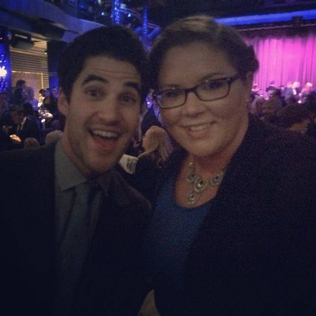 Darren Criss à New York