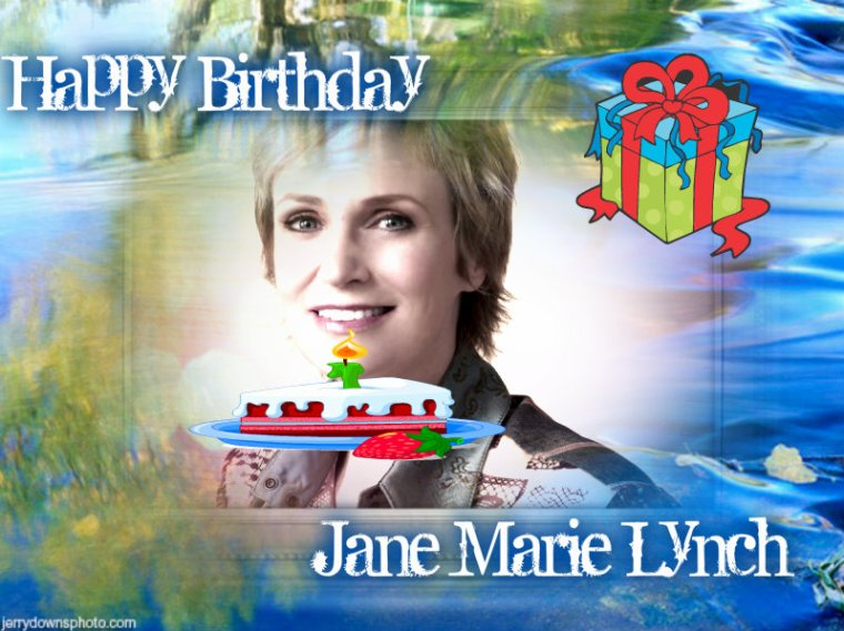 HAPPY BIRHDAY JANE MARIE LYNCH (Sue Sylverster)