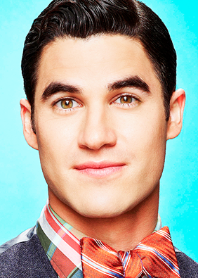 PHOTO PROMOTIONNEL DE BLAINE ET KURT