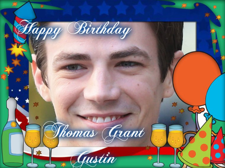 HAPPY BIRTHDAY THOMAS GRANT GUSTIN (Sebastian Smythe)