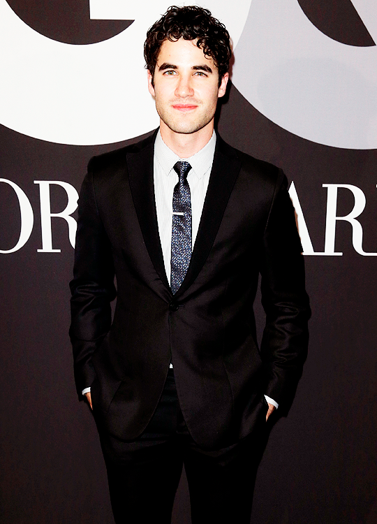 DARREN CRISS AU GRAMMY AWARDS