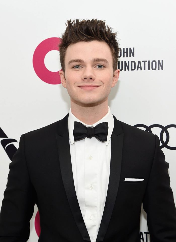 CHRIS COLFER  LA FONDATION D'ELTON JOHN