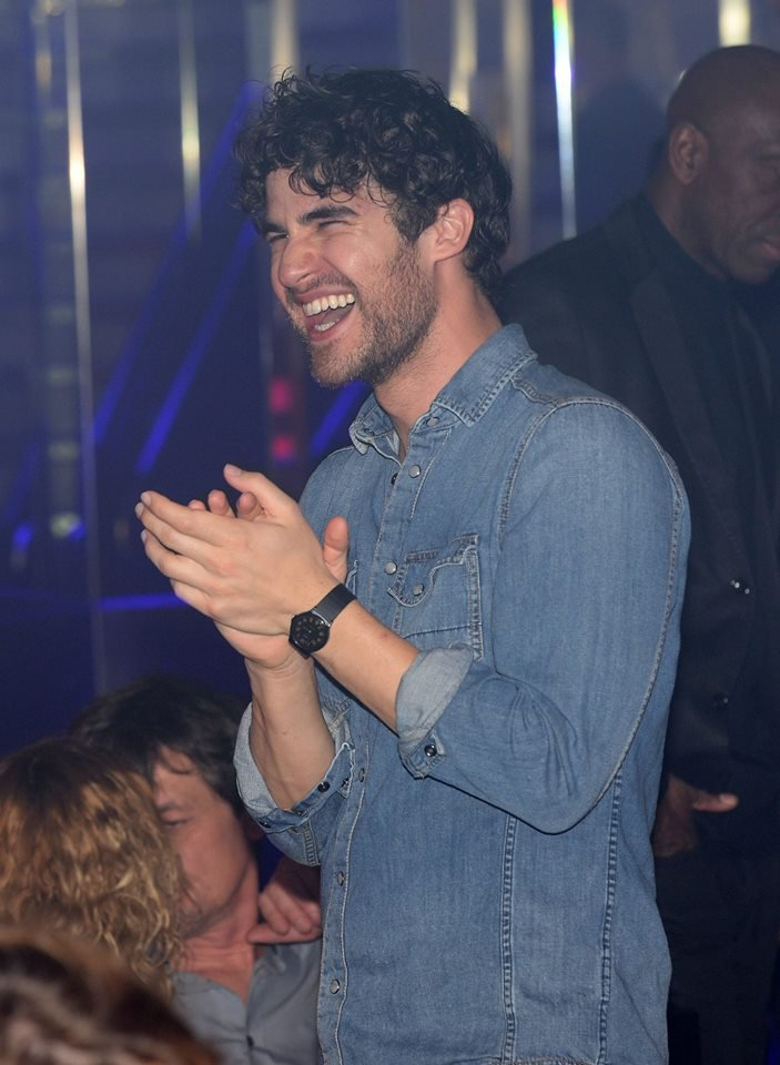 DARREN CRISS AU QUEEN PARIS