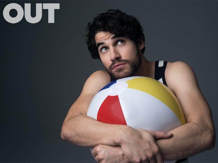 Darren Criss pour un.nouveau magazine