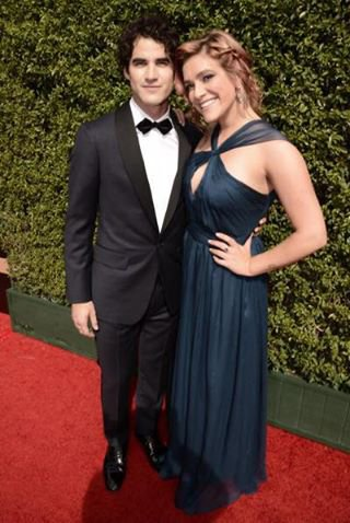 DARREN CRISS AUX EMMY AWARDS