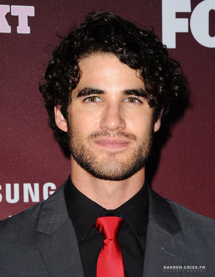 DARREN CRISS A LA PREMIERE DE SCREAM QUEENS