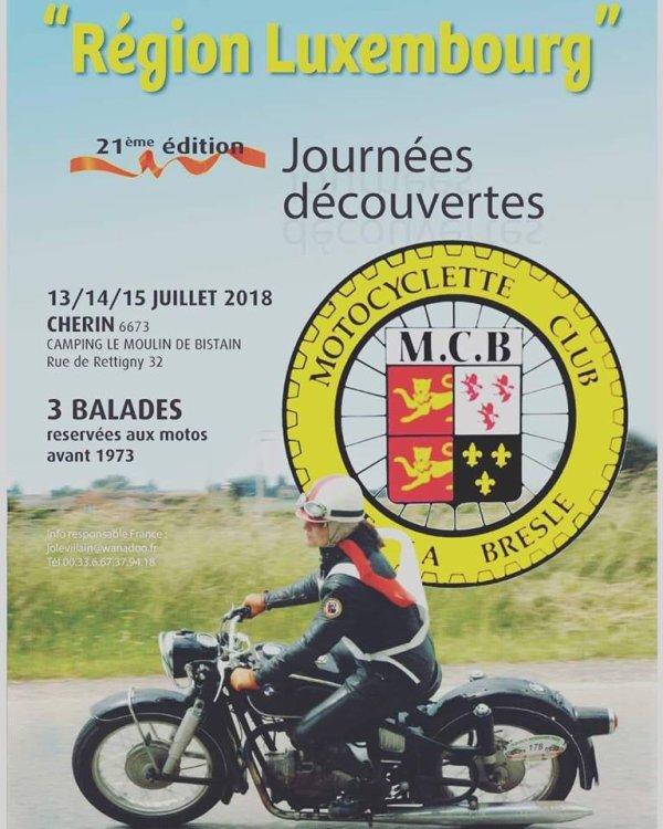 région Luxembourg 2018