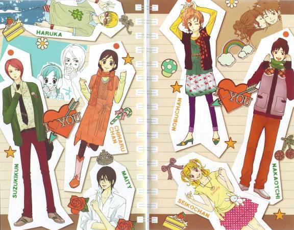...manga auteur : Nakahara Aya Japon 17 tomes série finie  France-Belgique 17 tomes série finie  Type : Shojo  Genre : Comédie, Romance   Animé 26 épisodes et un film liens en vostfr ici