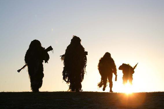 les snipers ce métier et ces hommes courageux