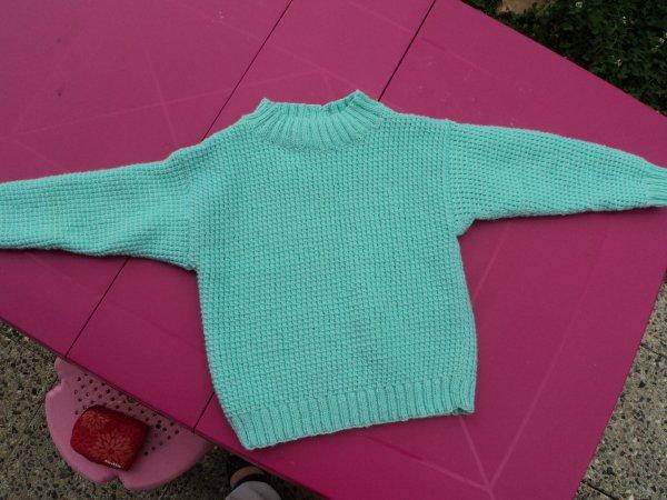 en mode tricot pour mes petits enfants