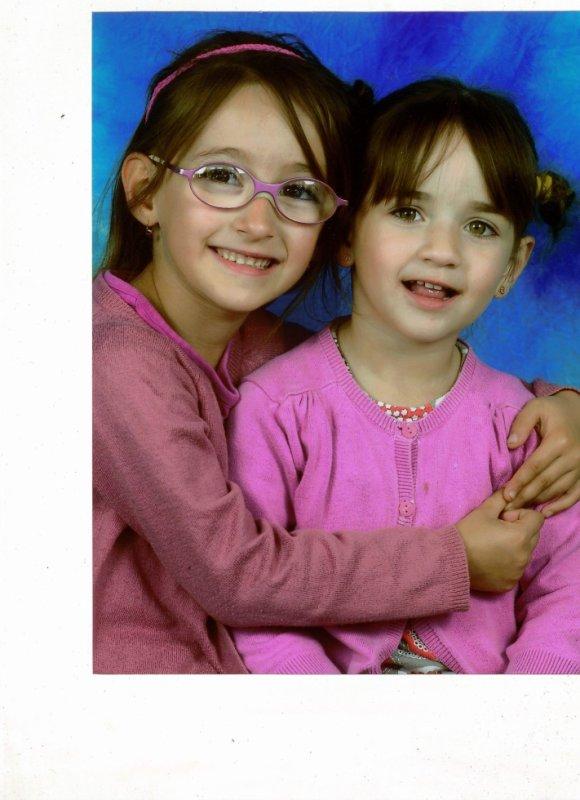 mes deux princesse <3 <3 <3