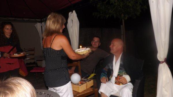 anniversaire de mon homme de mon papa et de tania