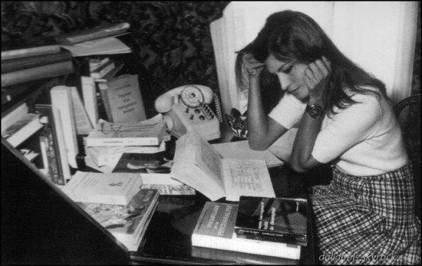 Dalida 1968. Periode Freud.