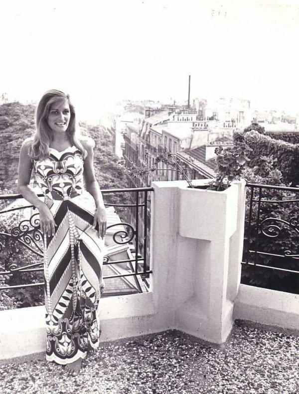 Dalida anées 60.