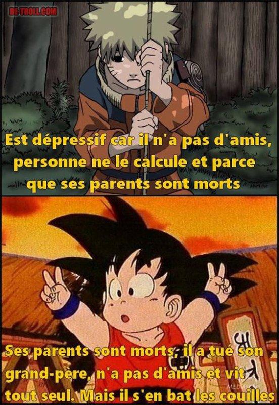 Naruto vs Sangoku
