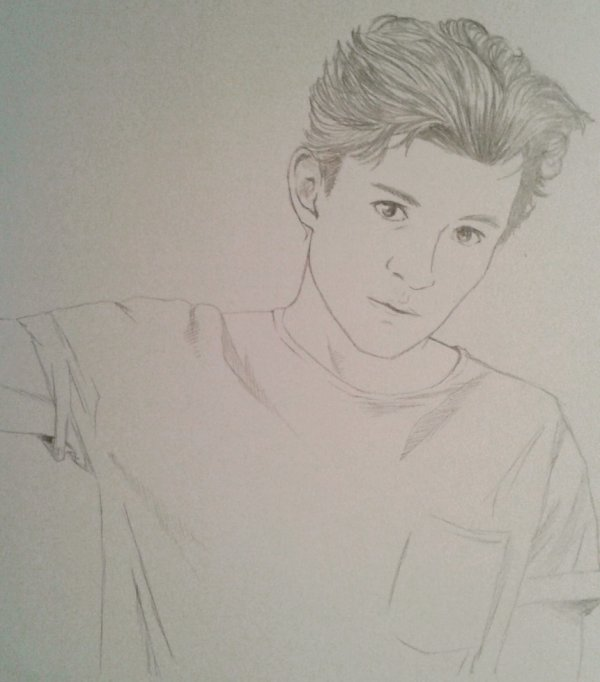Tom Holland <3