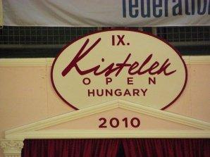 Kristelek open 2010