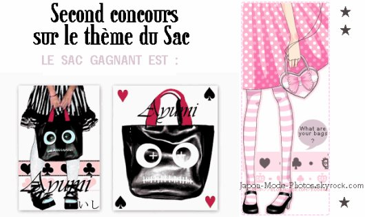 concours snap !!