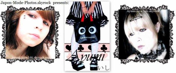 La mode japonaise par les françaises #2 Ayumi-love-Ishi