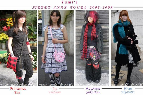 Street Snap à la française = 3