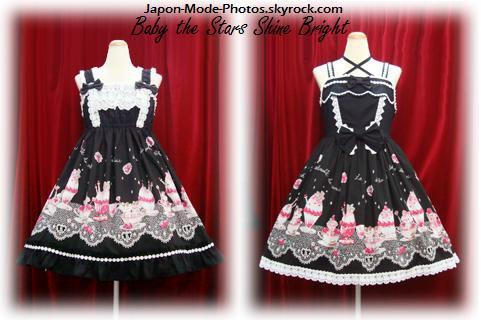 Sweet Kuro Lolita ~ Sweet Lolita en noir