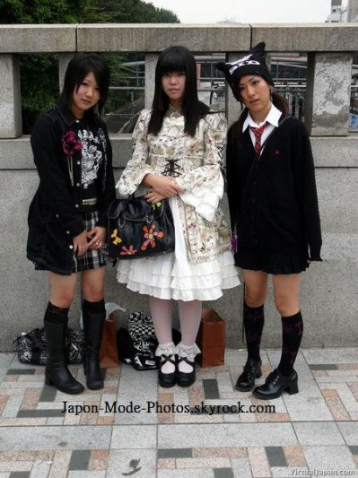Les jeunes et la mode ~ Quelques petites clarifications: