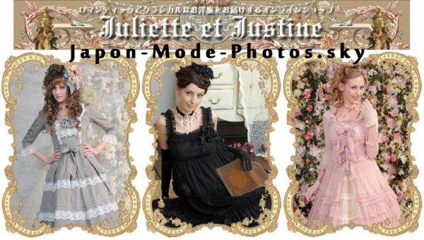 Juliette & Justine et le Style Victorien