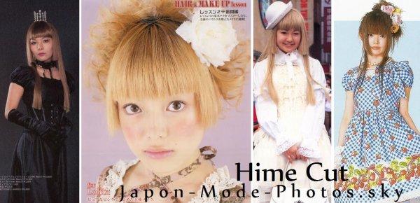 Hair ~ Hime Cut
