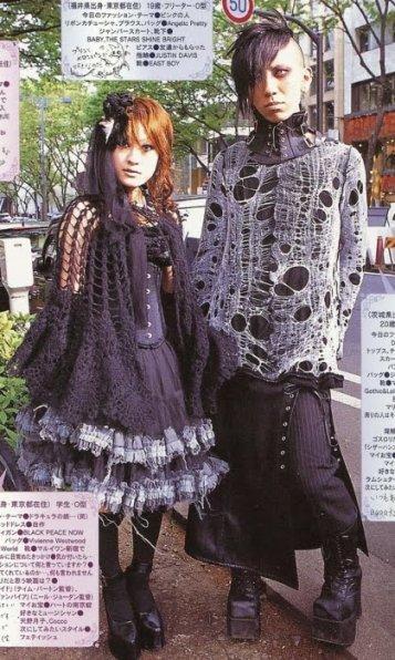 Street Snap Gothic & Punk