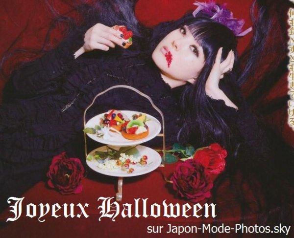 Joyeux Halloween!