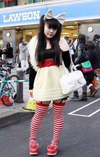 Street Snap Harajuku style