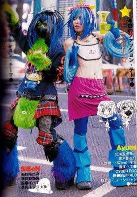 Street snap spécial pair look #4