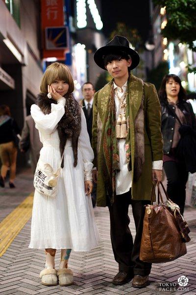 Street Snap spécial pair look #7