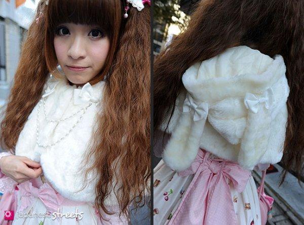 Street Fashion: Sweet Lolita