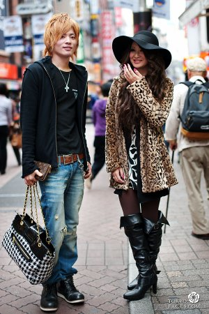 Street Snap spécial pair look #10