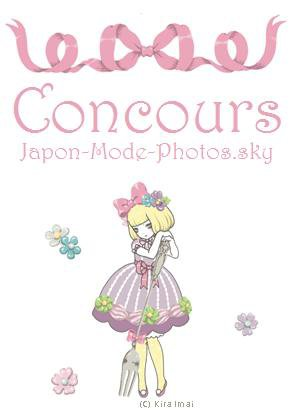 Participez au Concours Japon-Mode-Photos.sky
