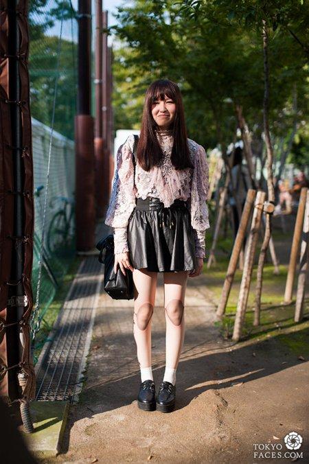 Street fashion : automnale, tendance et original.
