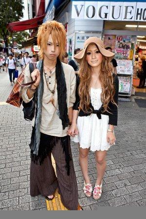 Street Snap spécial pair look #22